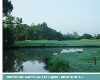 International Country Club of Niagara - Stevensville, ON